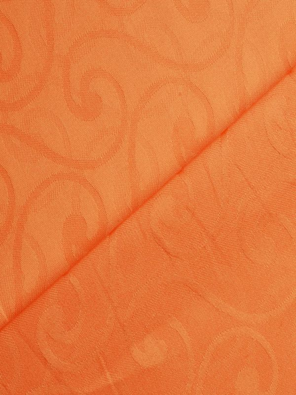 Damast apricot - orange